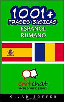 1001+ frases básicas español - rumano (Spanish Edition) (Spanish