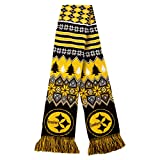 NFL Official Ugly Scarf-Pittsburgh Steelers