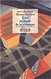 echange, troc Daniel D'Adamo, Thomas Ferenczi, Forum Le monde Le Mans (12e : 2000) - L'art au risque de la technique