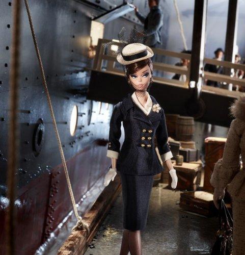 mattel barbie collectorx  fashion model