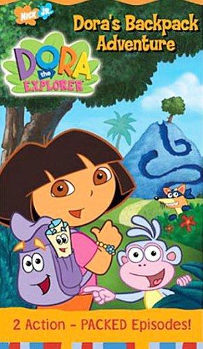 Dora The Explorer - Backpack Adventure Game Interactive DVD Game [Interactive DVD]