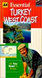 AAA Essential Guide: Turkey West Coast (AAA Essential Guides) (0749519223) by AAA
