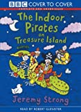 Jeremy Strong's the indoor pirates complete and abridged audiobook cassette and story book read by Robert Glenister