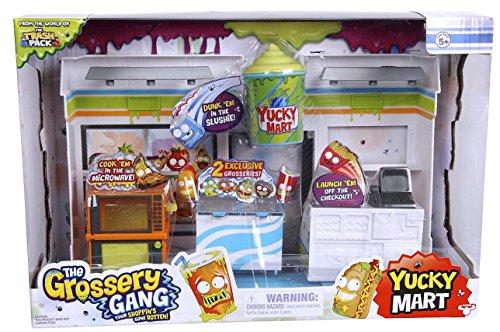 Grossery Gang Yucky Mart Playset