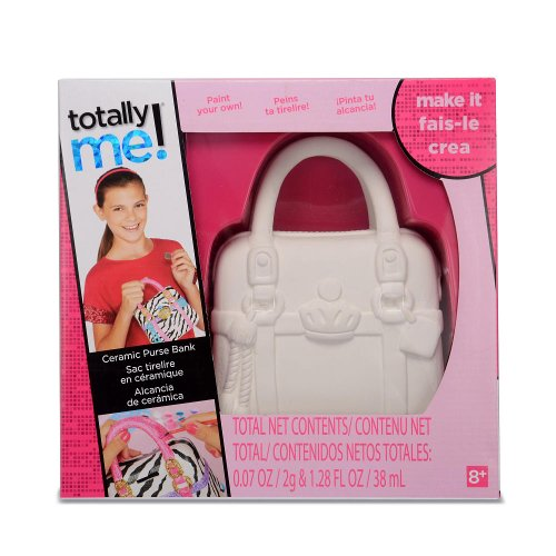 Totally Me! Ceramic Purse Bank - 1