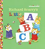 Richard Scarry's Little ABC (Jellybean Books(R)) (0679892397) by Scarry, Richard