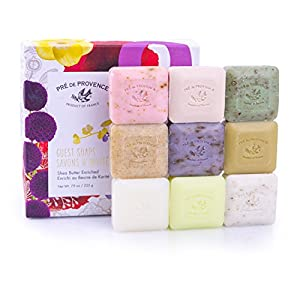 Pre De Provence Herbal Luxury Soap Gift Box