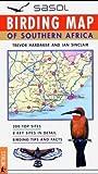 Sasol Birding Map of Southern Africa