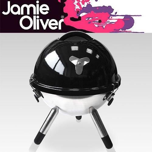 jamie oliver edelstahl kugelgrill big boy bbq 38cm test waber grill test. Black Bedroom Furniture Sets. Home Design Ideas