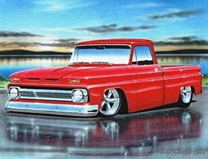 1964 Chevy Fleetside Truck For Sale 1964 65 66 Chevy C10 Fleetside