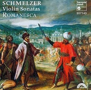 Schmelzer: Violin Sonatas