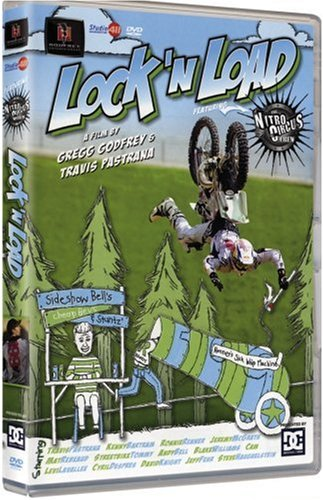 Nitro Circus Lock and Load DVD
