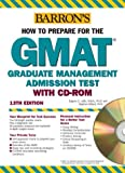 img - for How to Prepare for the GMAT with CD-ROM (Barron's GMAT (W/CD)) book / textbook / text book