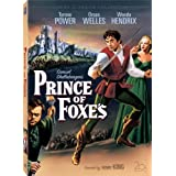 Prince of Foxes ~ Tyrone Power