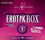 Just 4 Women Erotikbox 01: Sexperimente / Online-Liebe - 3 CDs - Christine Janson