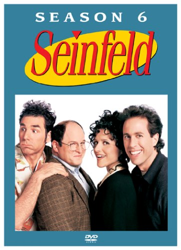 Cover art for  Seinfeld: Season 6