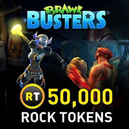 50,000 Rock Tokens: Brawl Busters [Game Connect]