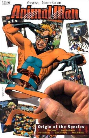Animal Man TP Vol 02 Origin Of The Species