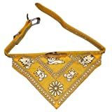 Cat Bandana Collar Yellowby Grendle