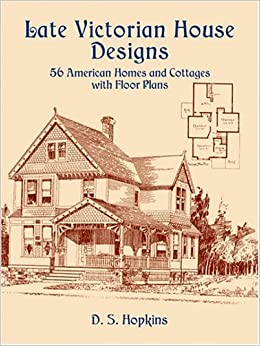 Late victorian house designs 56 american homes and for Folk victorian house plans
