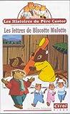 echange, troc Les Histoires du Père Castor : Les Lettres de Biscotte Mulotte [VHS]