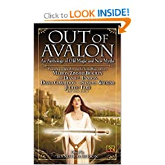 Out of Avalon: An Anthology of Old Magic &amp; New Myths by Jennifer Roberson,&#32;Jeff Barson,&#32;Kristen Britain and Marion Zimmer Bradley