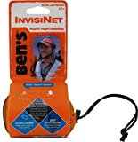 Bens InvisiNet Mosquito, Tick and Insect Repellent Head Net