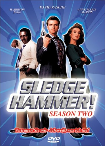 Sledge Hammer - Season Two [4 DVDs]