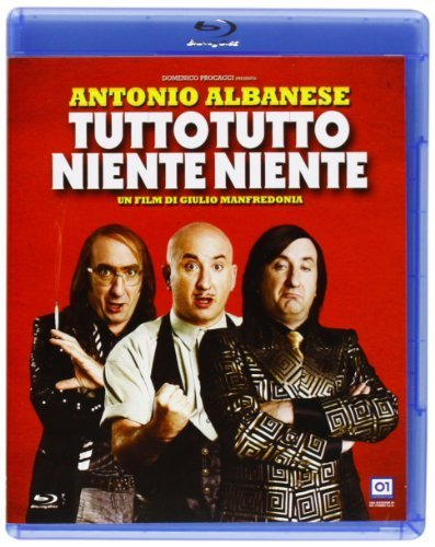 Everything Everything Nothing Nothing (2012) ( Tutto tutto niente niente ) [ Origen Italiano, Ningun Idioma Espanol ] (Blu-Ray)