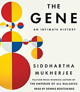 Book Cover: The Gene: An Intimate History
