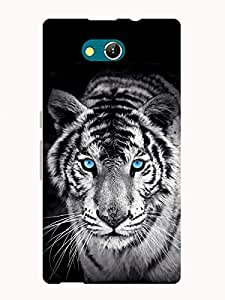 TREECASE Designer Soft Silicone Printed Back Case Cover For Reliance Jio Lyf Wind 4