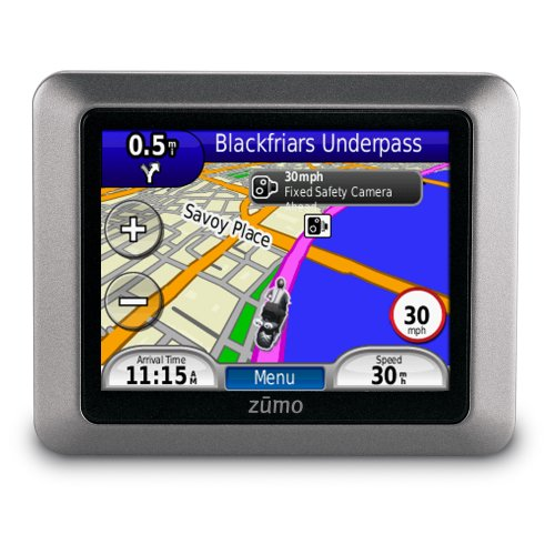 Garmin Zumo 220 Motorcycle Navigator