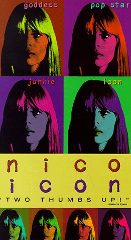 Nico Icon [VHS] [Import]