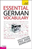 Essential German Vocabulary: A Teach Yourself Guide