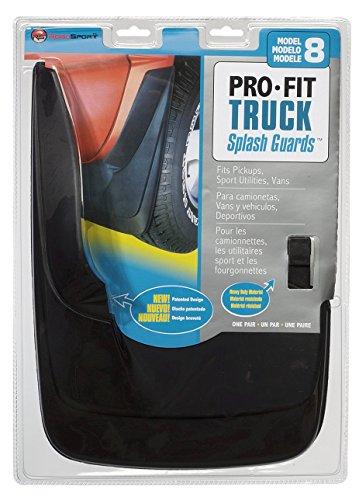 RoadSport 6418 Pro Fit Truck/SUV/Van Splash Guard (Mud Flaps For 2014 Gmc Trucks compare prices)