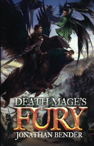 Death Mage's Fury (Volume 2)
