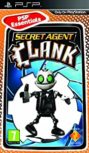 Secret Agent Clank - Essentials Pack (Sony PSP)