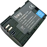 Battery for Canon EOS 5D Mark II Info Chip LP-E6