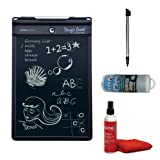 Boogie Board 10.5-inch LCD Writing Tablet + Boogie Board Stylus + Screen Care Kit + Shammy Cloth
