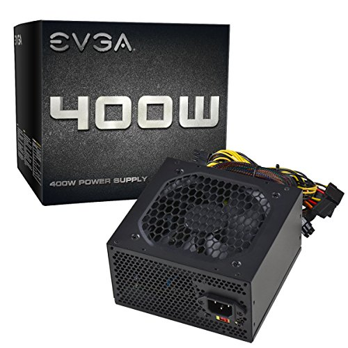 EVGA 400 N1, 400W, 2 Year Warranty, Power Supply 100-N1-0400-L1 (350w Power Supply compare prices)