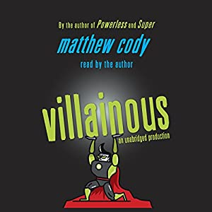 Villainous Audiobook