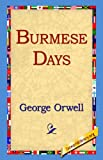Burmese Days (1595404309) by Orwell, George