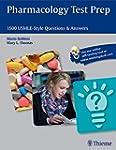 Pharmacology Test Prep: 1500 USMLE-St...