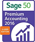 Sage 50 Premium Accounting 2016 3-user