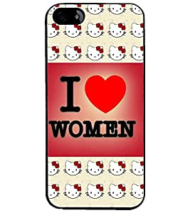 PrintDhaba Quote D-5975 Back Case Cover for APPLE IPHONE 5S (Multi-Coloured)