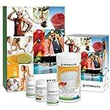 Herbalife Basis-Wellness-Programm - incl. Nähr Shake Geschmacksrichtung Cappuccino -