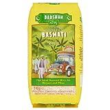 Badshah Basmati Rice 1 kg (Pack of 5)