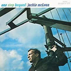 Jackie McLean One Step Beyond cover