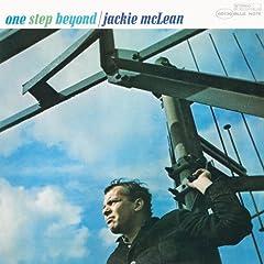 Jackie McLean: One Step Beyond cover