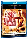 Cover art for  The 36th Chamber of Shaolin [Blu-ray]